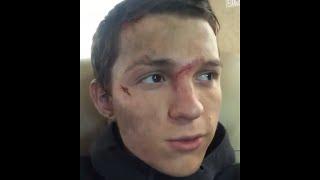 Tom Holland se rompe la nariz en el rodaje de Vengadores 4