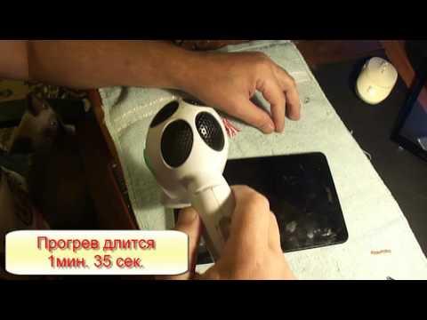 Замена тачскрина в домашних условиях без инструментов Asus ME173