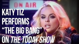 Katy Tiz - The Today Show - Elvis Duran