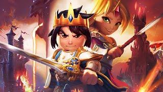 Royal Revolt 2 - Animation Reel 2016