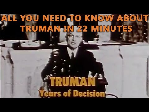 Truman - Years of Decision