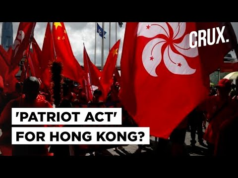 'Patriots' Only: China Plans Overhaul Of Hong Kong's Elections To Keep Out Protesting Lawmakers
