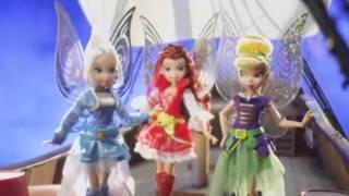 Кукла Disney Fairies Дисней Феи пиратского острова. В продаже на TOY.RU