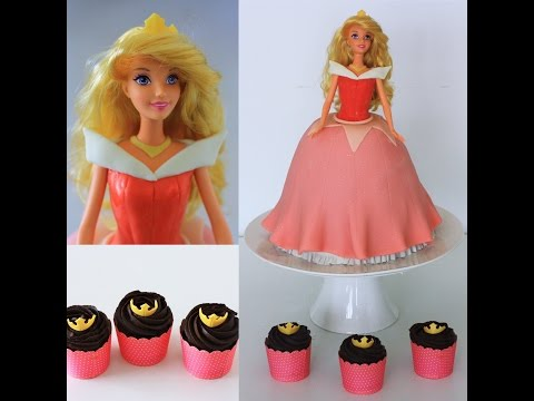 Faire un Gâteau Princesse / How to make a...