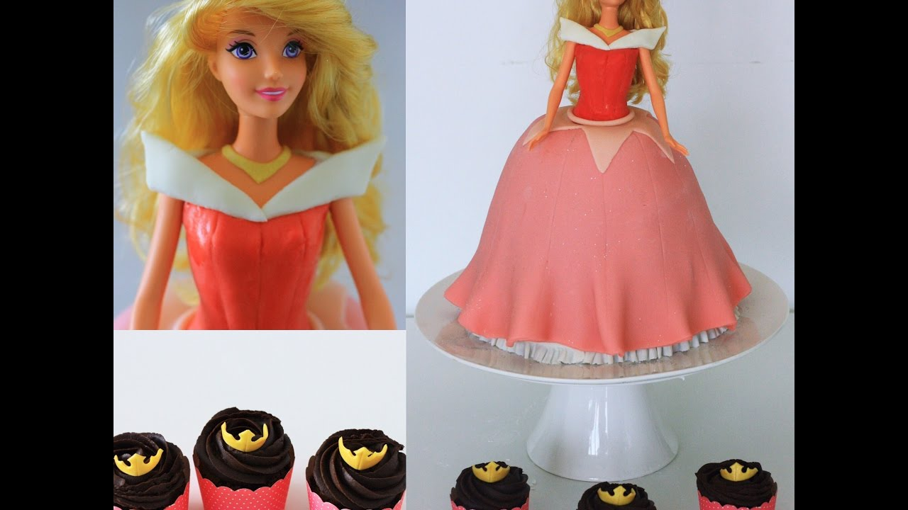 Gateau De Princesse Faire Un Gâteau Princesse How To Make A Princess Cake