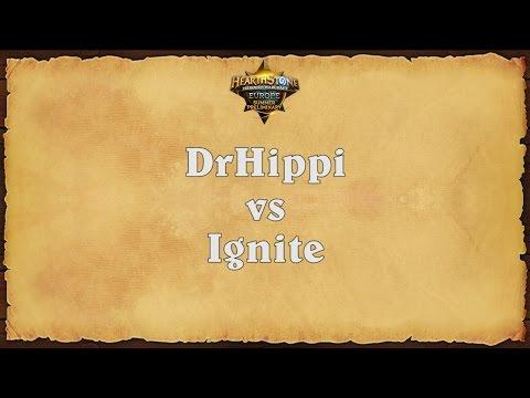 DrHippi vs Ignite - Europe Summer Preliminary - Match 5