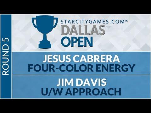 SCGDFW - Round 5 - Jesus Cabrea vs Jim Davis