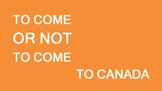 Why come to Canada. Is it really worth immigrating? LP Group