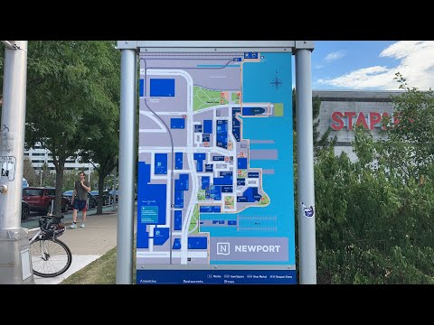 New Jersey LIVE Walking Jersey City Waterfront Area (June 20, 2020)
