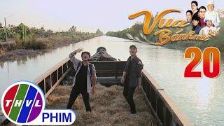 Vua bánh mì - Tập 20[1]: Chưa kịp hỏi tin tức từ Hưng, Nguyện đã bị cuốn vào màn rượt đuổi trên sông
