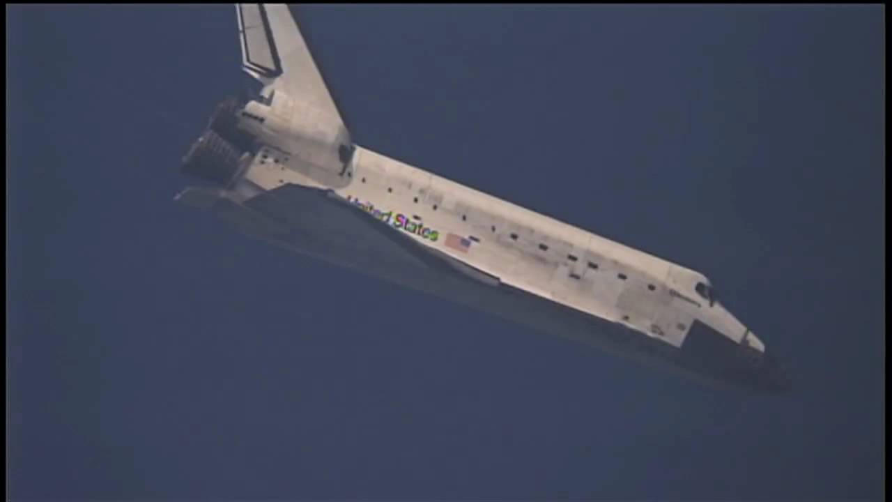 """Download """"Welcome Back!"""" Discovery Lands Safely at Kennedy"""