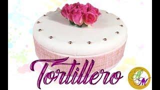 ♥ Tortillero - DIY