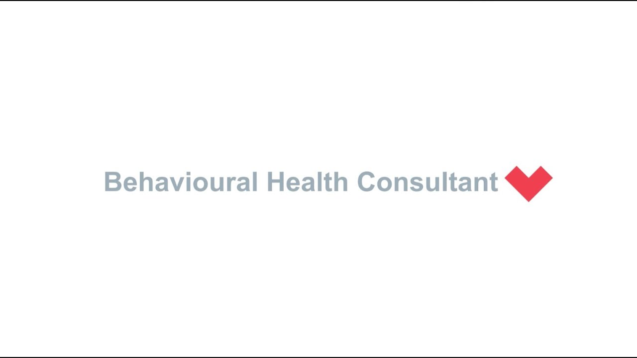 Behavioural Health Consultant Bhc Tamaki Health Youtube