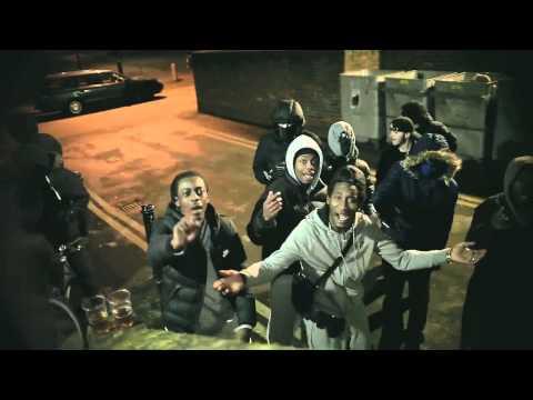 Frisco x Balistik London Fields   Hackney   Dese Niggas @PacmanTV
