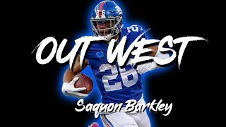 """Saquon Barkley ft. Young Thug & Travis Scott 