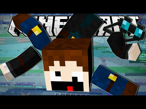 Thumbnail: Minecraft | A GIANT GLITCH!! | The Lab Minigame