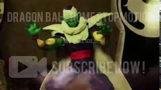 Picoro Vs vegeta stopmotion full video on the description