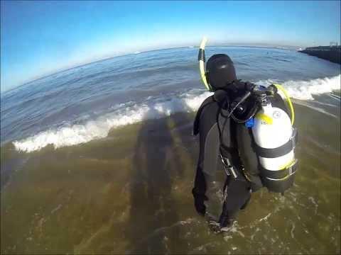 Diving Monterey Bay Breakwater Cove: Part 2