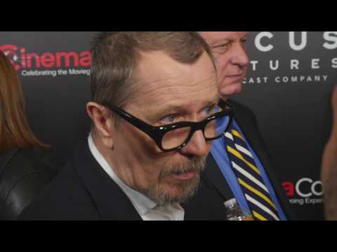 Gary Oldman discusses getting into mindset of Winston Churchill for Darkest Hour