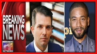 BREAKING: Don Jr. HUMILIATES Lying Jussie Smollett, Then Smollett Makes WRONG Move