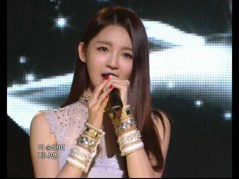 【TVPP】Davichi - Don't Say Goodbye, 다비치 - 안녕이라고 말하지마 @ Goodbye Stage, Show! Music Core Live