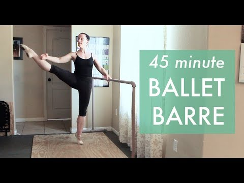 45 Minute Ballet Barre