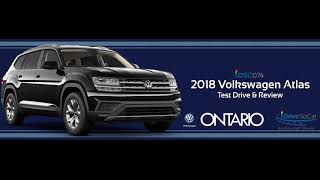 2018 Volkswagen Atlas - Test Drive & Review | iDSC074