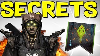 Destiny 2: ERIS MORN FOUND & NEW HIVE GOD! Asher's Note To Eris, Nokris Hive God, & Taken Raid