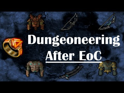 [EoC] In-Depth Dungeoneering Changes Guide | Binds, Ability Bar, Differences | byIdk Whats Rc