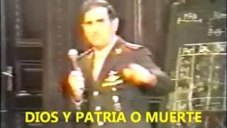 """Alegatos """"carapintadas"""" - Coronel Seineldín ante los jueces - Agosto de 1991"""