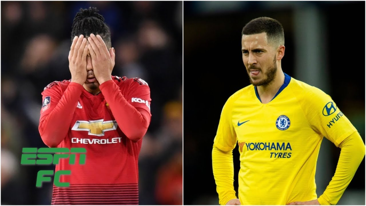 Are Manchester United and Chelsea both in trouble?   Premier League