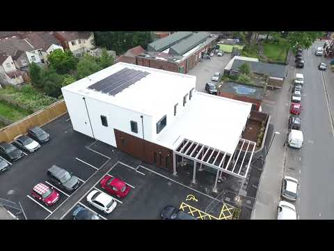 A win for the new Foleshill Health Centre at the Constructing Excellence East Midlands Awards.