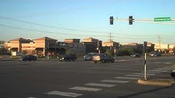Commuting to Minneapolis from Plymouth, MN - Highway 55 and Vicksburg Lane Intersection