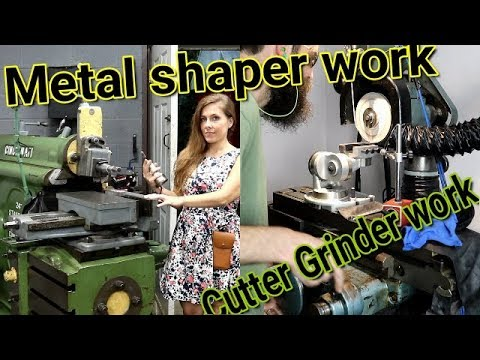 Metal Shaper / Cutter grinder Weekly Random ;-)