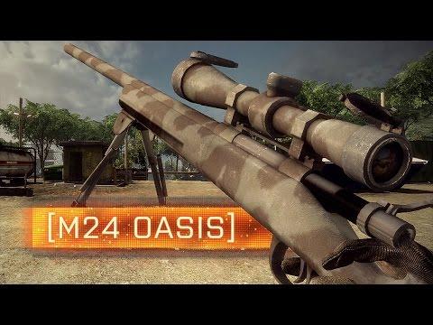 ► OASIS SNIPER! - Battlefield: Bad Company 2