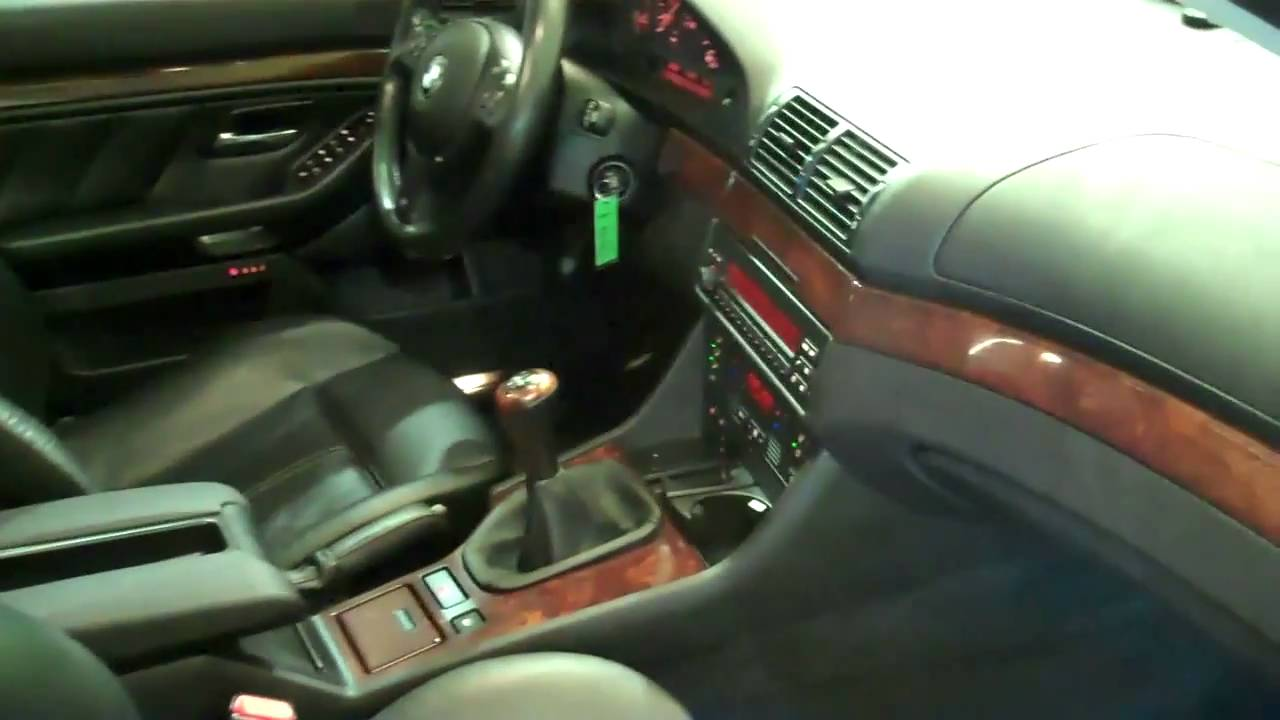 The Sharpest Rides 2003 BMW 530i S5281  YouTube
