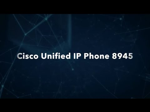 computer-solutions-tutorial-series-—-cisco-unified-ip-phone-8945