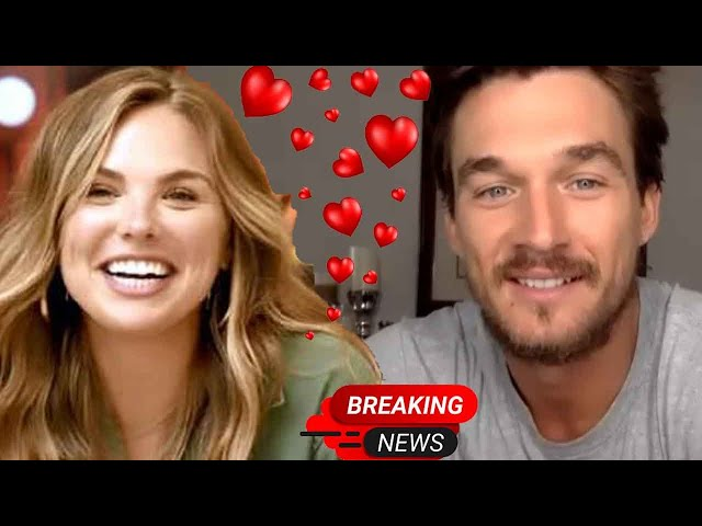 Together again! Tyler Cameron and Hannah Brown reunited, and why they started hanging out again