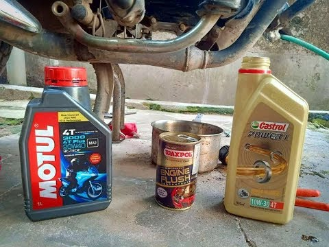 WHAT HAPPEN'S TO MOTUL ENGINE OIL's AFTER 3000 KMS | SWITCHING TO CASTROL IN THIS WINTER