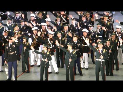 自衛隊音楽まつり2014全編 JSDF Marching Festival