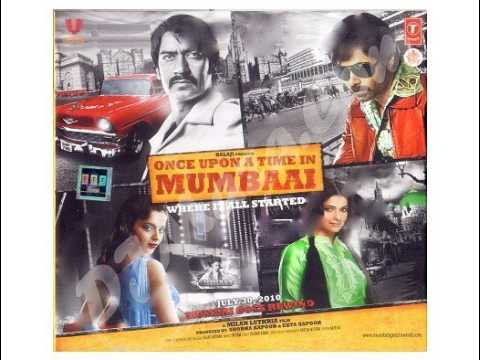Babu Rao (Once Upon A Time In Mumbai) song