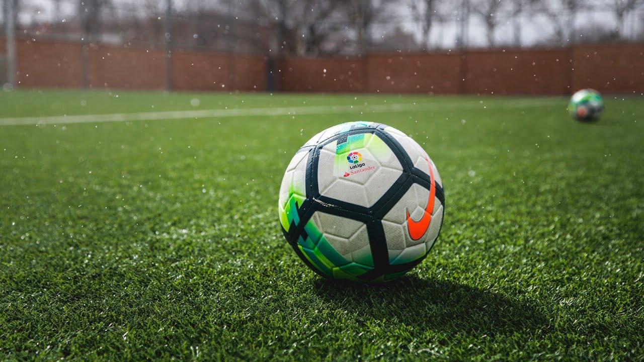 desarrollo de Embajada Típico  El balón de LaLiga: Nike Ordem y Nike Strike / ¿Cómo elegir tu balón de  fútbol? - YouTube