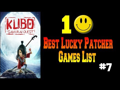 10 Best Lucky Patcher Android No Root Games List #7 August 2017