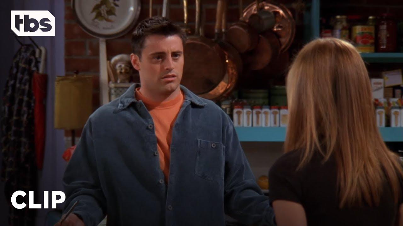 Download Friends: Joey's Bad Birthday Gift (Season 4 Clip) | TBS
