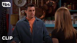 Friends: Joey's Bad Birthday Gift (Season 4 Clip) | TBS
