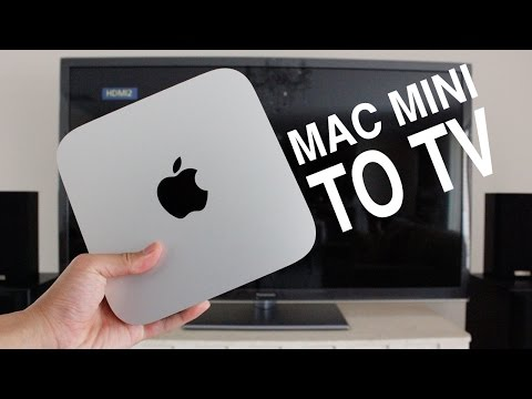 mac hook up to projector
