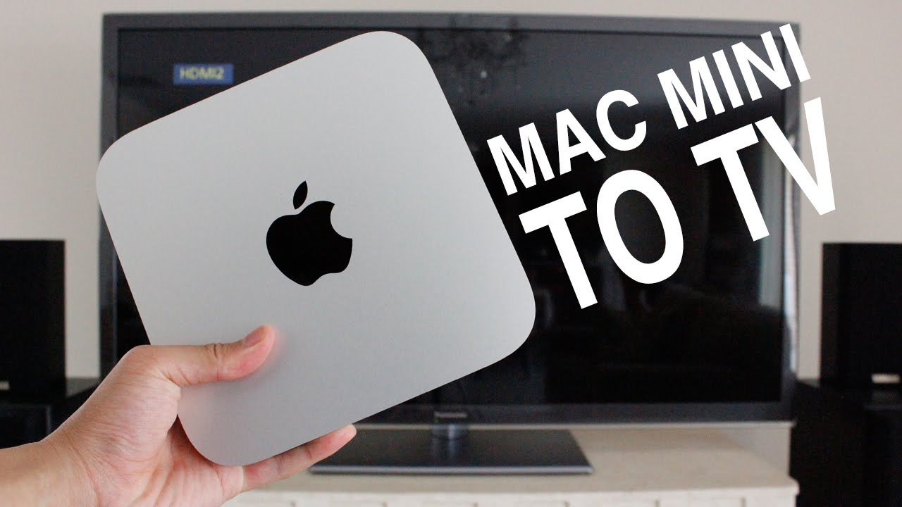 How To Connect A Mac Mini Tv Youtube Scepter Wiring Diagram Premium