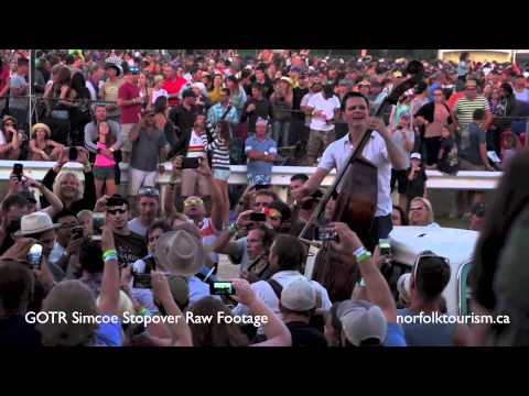 Ep 5/5 - Mumford & Sons GOTR Simcoe Stopover (Norfolk County)
