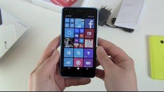 Microsoft Lumia 640 einrichten und erster Eindruck