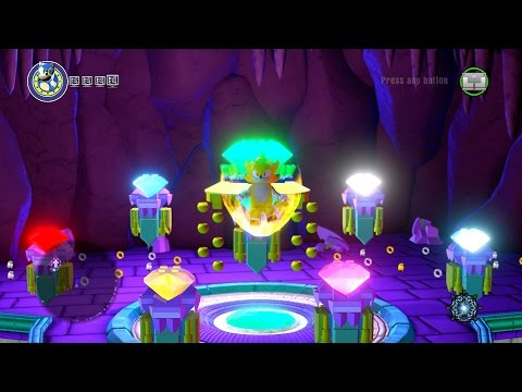 Lego Dimensions - Sonic Pack DLC - Hidden Palace